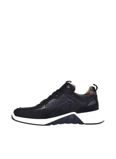 Dr.Flexer Dr.Flexer 120002 Comfort N Kalınlığı Yaklaşık 3 Cm Ki Deri Lacıvert Erkek Ayakkabı Lacivert